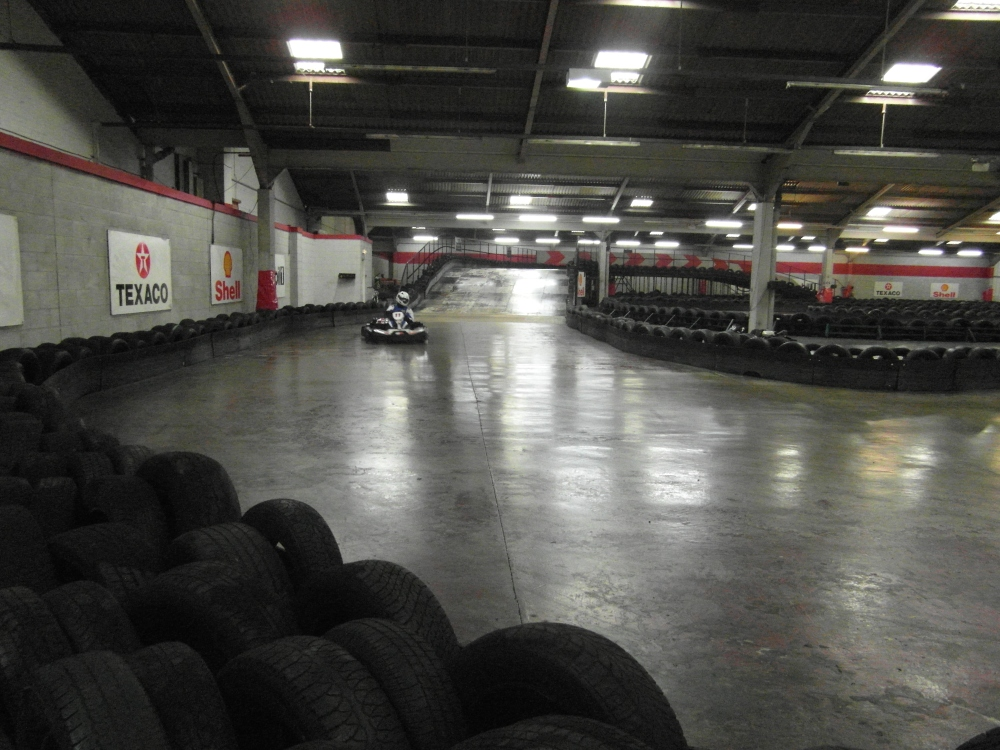 Review of the Fianium Unofficial Company Karting event (5/5)